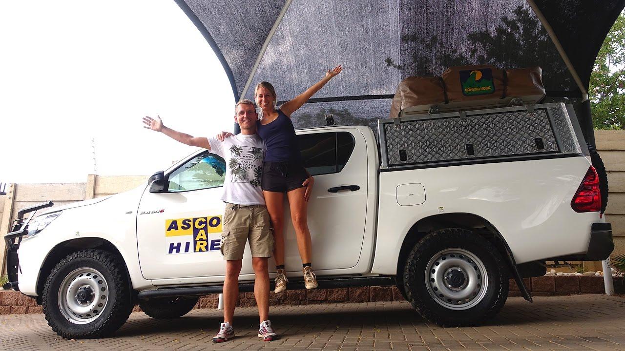 Unser Neues Zu Hause In Namibia Camper Von Asco Car Hire