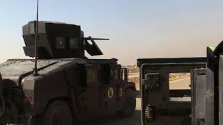 ISIS launches payback attack as it loses ground in Iraq