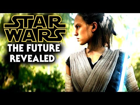 The Future Of Star Wars After Star Wars Episode 9 Revealed!