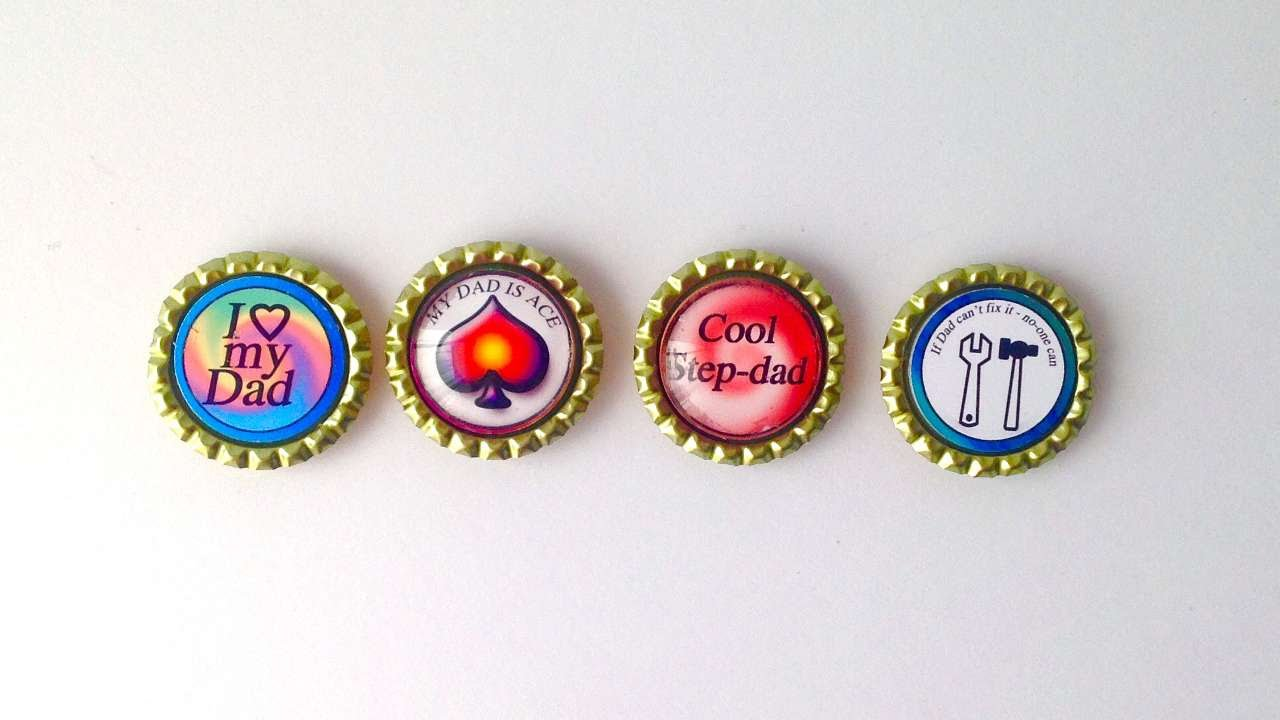 Fridge Magnet Craft Ideas
