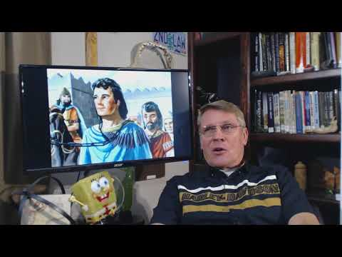 Dr. Kent Hovind 2-8-18 Dan. 4.  Ol King Neb FINALLY gets the message!  He's NOT God.