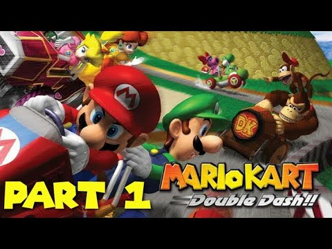 Mario Kart Double Dash PART 1 Gameplay Walkthrough - IOS / Android / Dolphin