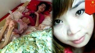 امرأة صينية تجوعها حماتها بينما يخونها زوجها