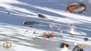 Star Wars Rogue Squadron III: Rebel Strike - Battlefield Hoth