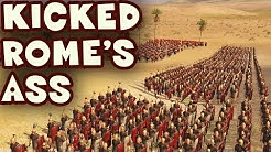 DESTROYING ROME'S ARMY. NOW WE'RE FREE! | Caesar 4