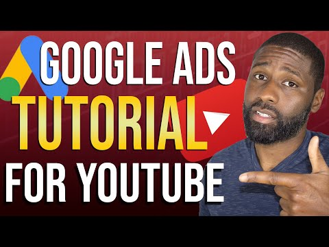 How to use Google ads for YouTube   Google ads tutorial