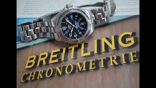 c2001 Breitling Colt Superocea…