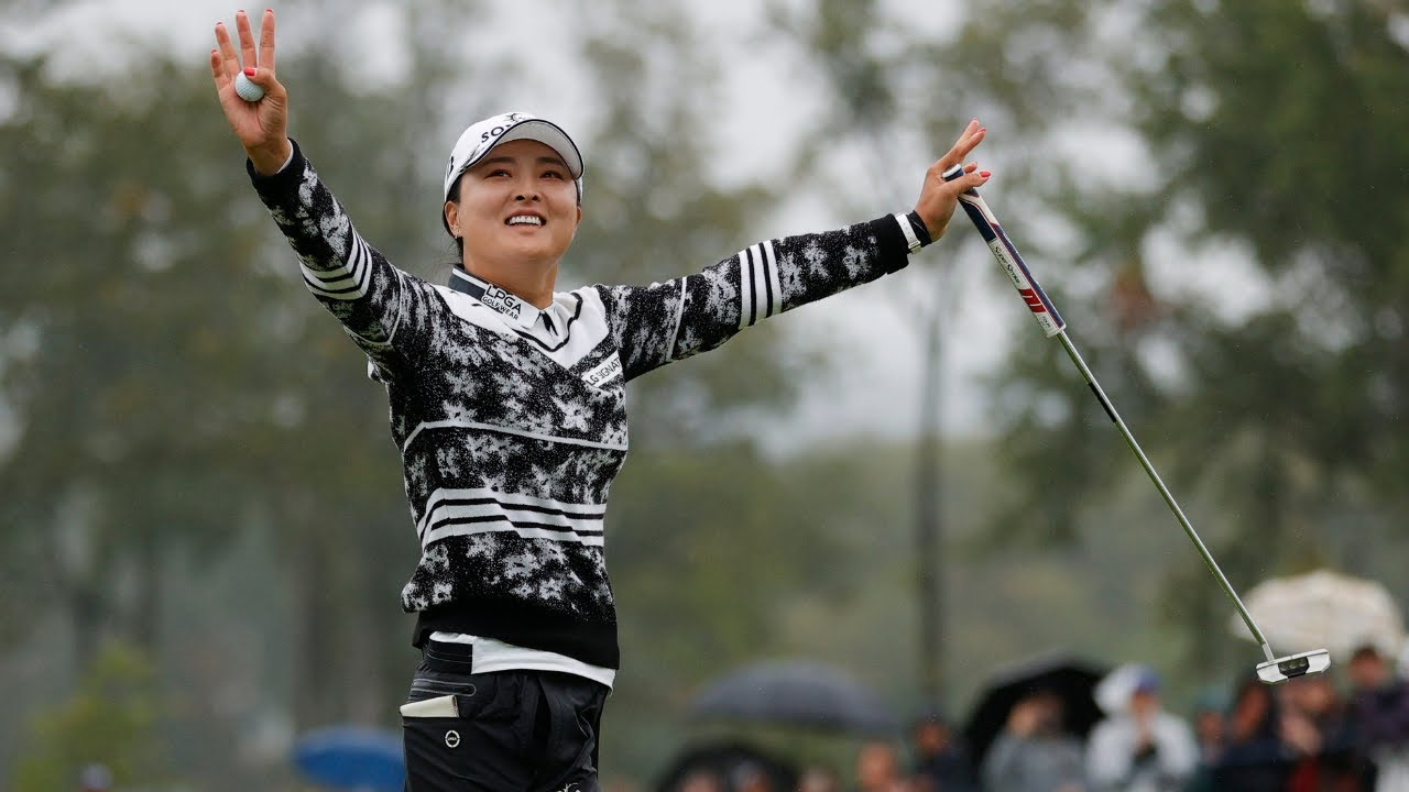 Jin Young Ko Final Round Highlights | 2021 Cognizant Founders Cup