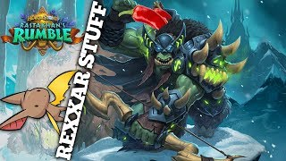 How to Optimize Rexxar Beasts | Firebat Hearthstone