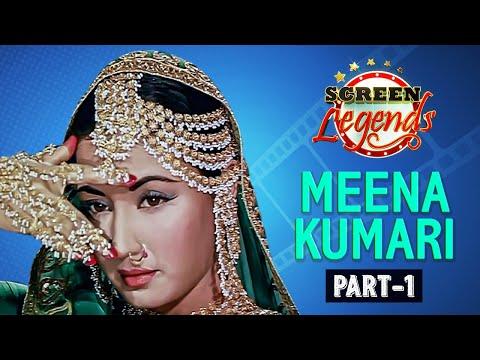 Screen Legends | Meena Kumari Part 01 | Journey of Tragedy Queen | RJ Adaa