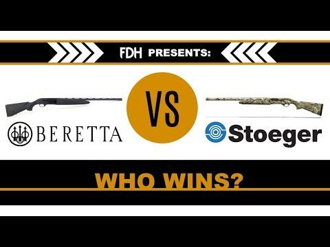 Shotguns: Beretta Vs Stoeger Which One Is Better?
