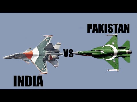 INDIA vs PAKISTAN Military Power Comparison 2019 (Who Wins