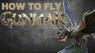 War Dragons: How To Fly Gunnar! Showing How I Plan Attacks!