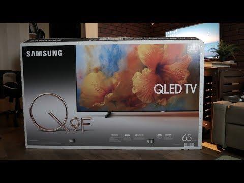 Samsung Q9F с диагональю 65 дюймов