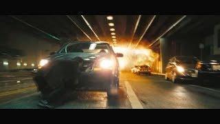 "фильм ""На крючке"" (2008). Схватка в тоннеле. / Eagle Eye (2008). Fight in the tunnel"