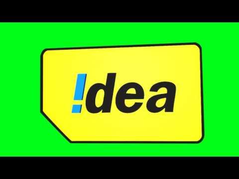 Idea Cellular logo chroma