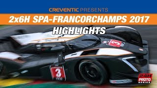 Highlights Hankook 2x6H SPA 2017