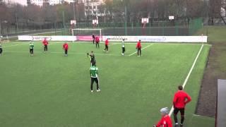 01.11.15 - МФК СОЮЗ vs ФКЗМ (Первый тайм) - 3:3