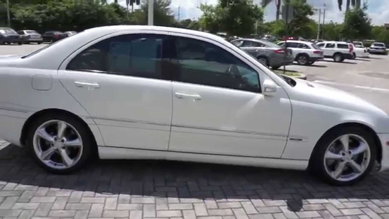 2006 Mercedes C230 Navigation system 60716 miles**For sale
