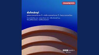 Harp Concertino, Op. 45: Andante - Allegro ma non troppo - A tempo - Molto allegro - Tempo II -...