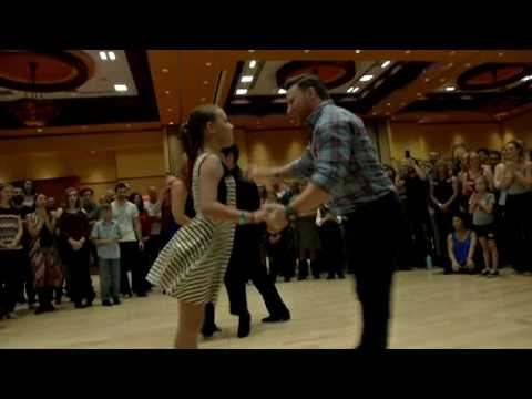 Phoenix 4th of July 2017 Swing Dance - Sunday Jam (first time!)