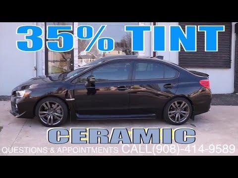 Subaru WRX (35% Tint)
