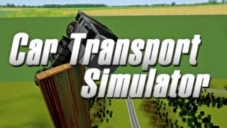 FUNNIEST. GLITCHES. EVER. - Car Transporter Sim 2013
