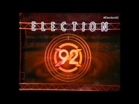 BBC: Election 92 (Part 1)