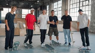 MEGA GAME OF SKATE (ZM*D) V MAXSPACE