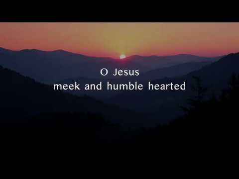 Litany of Humility (Lyric video)
