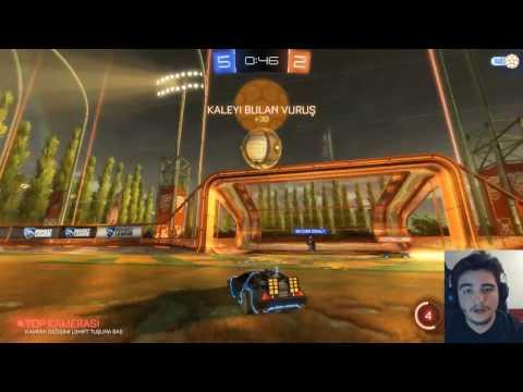 Rocket League // Gümbürtü Modu // Eşli Türkçe Oynanış w/Onur