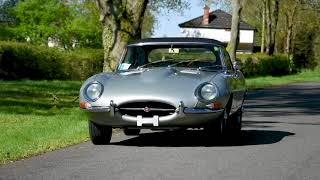 E-Type UK | 1965 Jaguar E-Type Series 1 4.2 OTS LHD For Sale