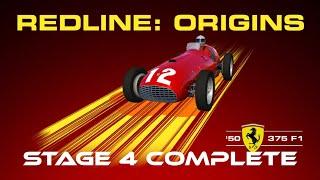 Real Racing 3 Master - Redline Origins Stage 4 Complete Upgrades 0000000 RR3