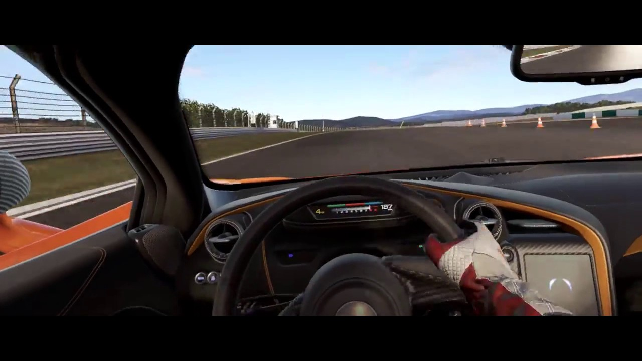 Project Cars Vr >> Project Cars 2 Vr Gameplay Slightly Mad Studios Rift Vive