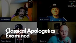 Classical vs Presuppositional Apologetics: An Analysis of the Classical Method.