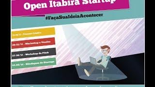 Blindagem de Startups  - Open Itabira Startup