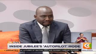Murkomen explains basis for believing of a murder plot