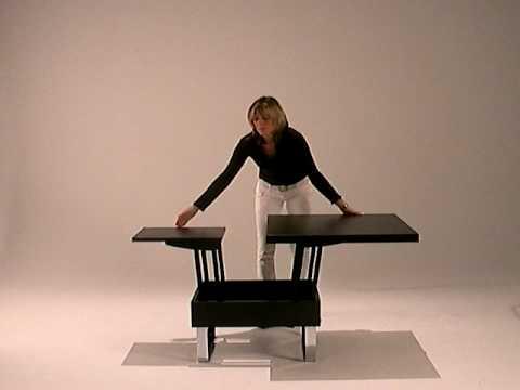 Tavoli Pieghevoli Allungabili Configurazione Variabile.Arredamento Tavoli Pieghevoli E Allungabili Tavolo Mod Piccolo