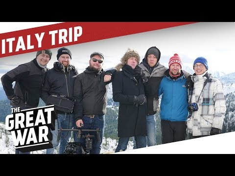 Recap Of Our Trip To Italy And Slovenia I THE GREAT WAR