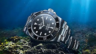 The New 2020 Rolex Submariner