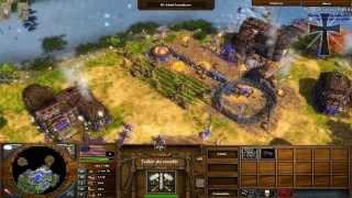 """Age of Empires III - The Warchiefs - Acto I - Misión 1: """"Danza de guerra"""""""