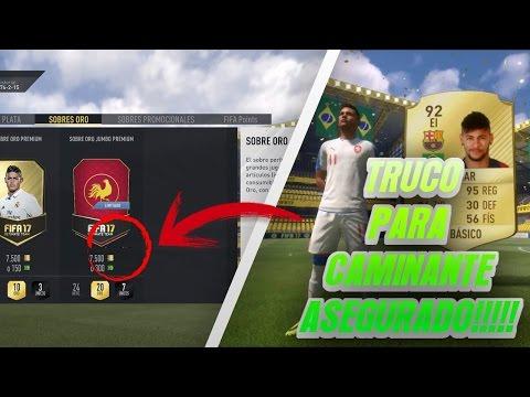 EL TRUCO DE LOS COLORES CON LOS SOBRES DE FIFA 17 EN PRUEBA !!