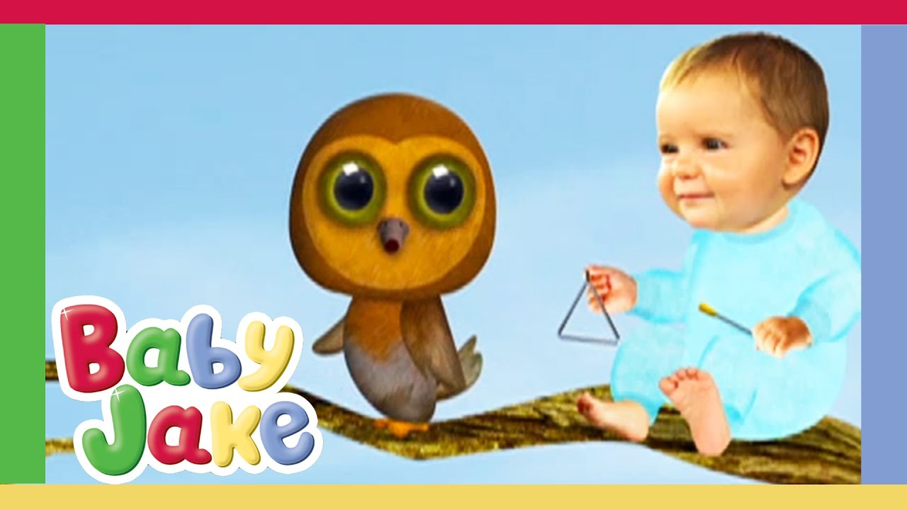 Baby Jake And The Owl - YouTube