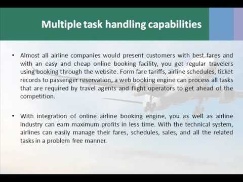 How To Get Commission On Airlines Tickets To Travel Agents, Flight Booking Engine - Axis Softech