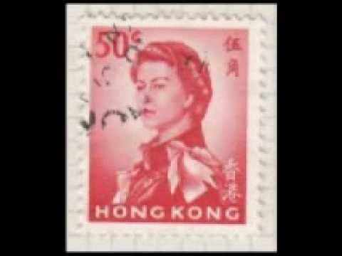 Rare Stamps From Hong Kong Youtube