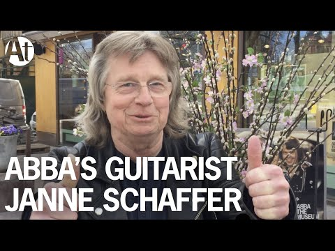 ABBA's guitarist Janne Schaffer is coming to London!