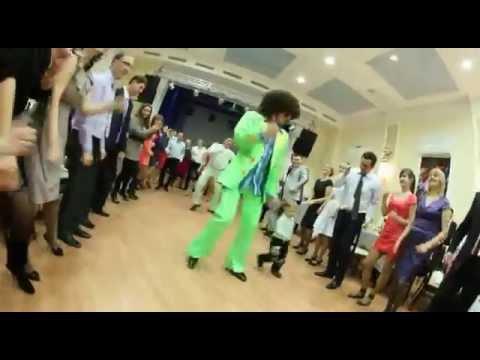 Видео: Выездная ШКОЛА ТАНЦЕВ на свадьбе - ДИСКО