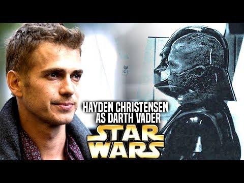 Hayden Christensen Returning As Darth Vader! (Star Wars Explained)