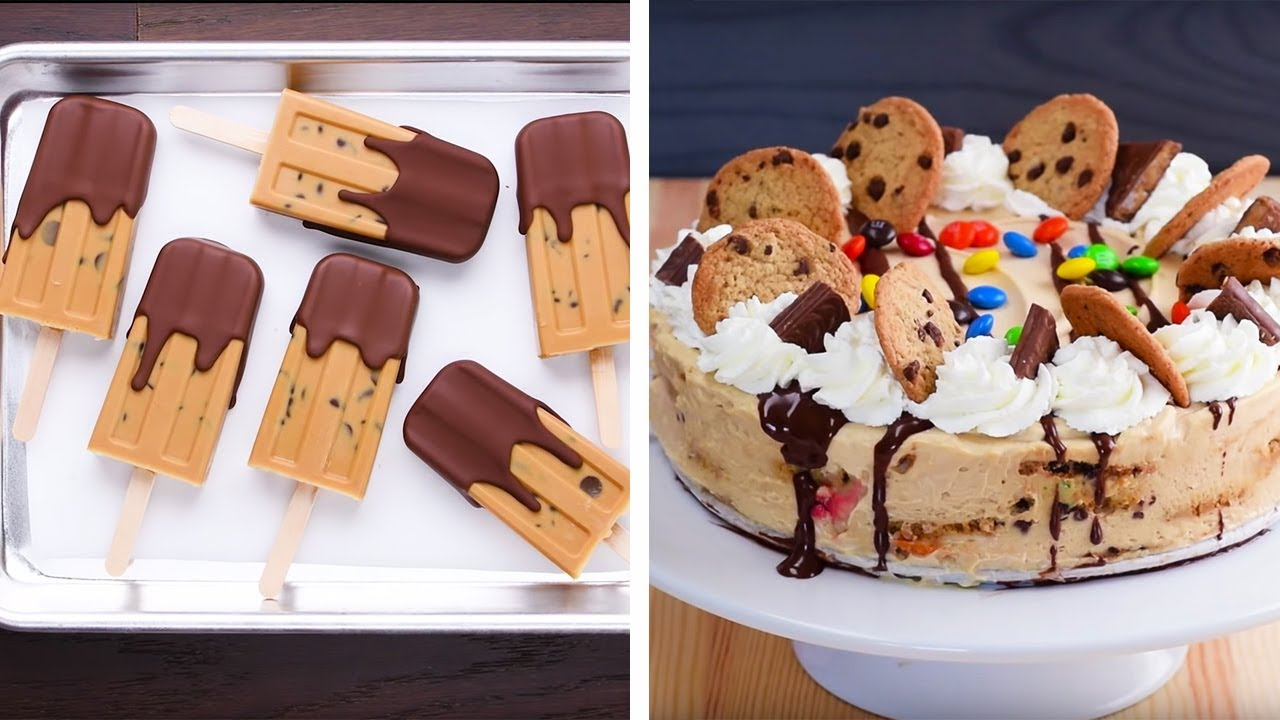 Step up your cookie game with these amazing cookie recipes! I Dessert ideas by So Yummy