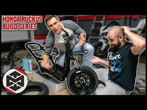 Slammed Front End + FryRiding Returns! [Ruckus Build Part 9]